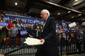 updated bernie sanders rallies young voters at siue cbs st louis