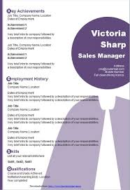 cv template graphical in light purple cv template downloads