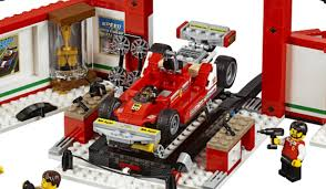 speed chions ferrari this incredible new set features some iconic ferrari race cars