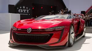 volkswagen gti sports car stunning volkswagen gti vision gt concept revealed gas 2