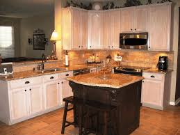kitchen island counters small dark brown wooden kitchen island counter light brown stone