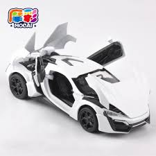 lykan hypersport doors mocai 1 32 scale 4 color alloy lykan hypersport toy car fast