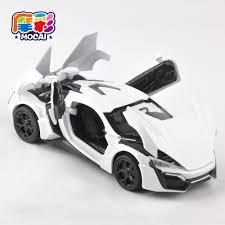 lykan hypersport doors mocai 1 32 scale 4 color alloy lykan hypersport toy car fast