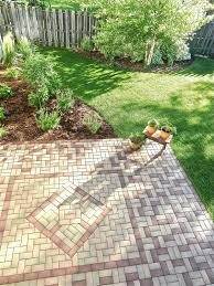 Inexpensive Pavers For Patio by Exterior Design Elegant Stone Flooring With Azek Pavers For Home