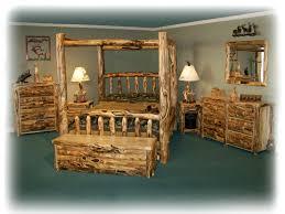 bedroom log bedroom furniture new cedar log bed kits rustic
