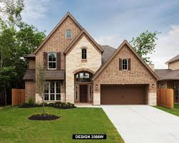New Housing Developments San Antonio Tx Perry Homes Bella Vista 55 U0027 3386w 1001294 San Antonio Tx New