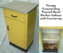 100 painting old metal kitchen cabinets reloved rubbish