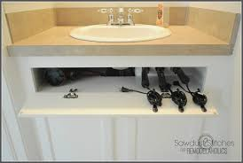 Under Sink Organizer Bathroom by Bathroom Sink Under Washbasin Storage Organize Bathroom Cabinet