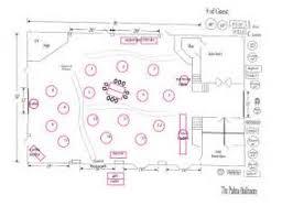 Floor Plan Wedding Reception All House Plans House Plans