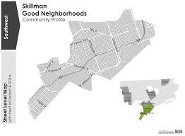 Detroit Zip Codes Map by Data Driven Detroit Project Detail