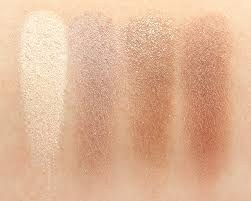 Golden Color Shades Charlotte Tilbury The Golden Goddess Color Coded Eyeshadow Palette