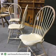 luke a barnett chairmaker american windsor chairs and rocking chairs