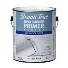 home hardware 3 64l white interior exterior latex primer