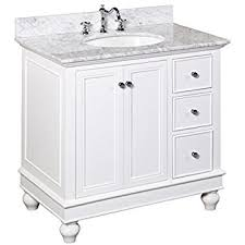 kitchen bath collection kitchen bath collection kbc2236wtcarr bathroom vanity with