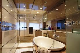master bathroom color ideas rustic wooden vanity cabinet sink