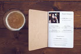 Montana travel passport images Montana brewery passport tara tea travels jpg