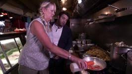 Adam Screams For Ice Cream Travel Channel - Man v food kitchen sink