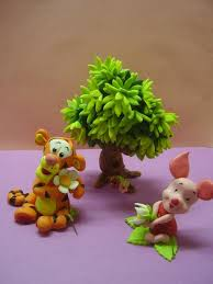78 best tigger cake images on fondant cakes 3d cakes