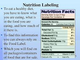 nutrition u0026 your health ppt download