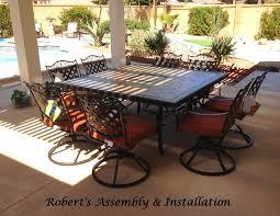 Granite Patio Tables Sams Club Patio Furniture