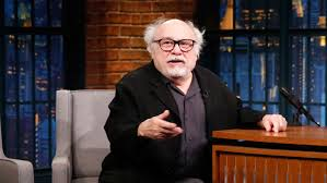 Danny Devito Watch Late Night With Seth Meyers