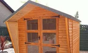Summer Garden Houses - garden sheds angus log cabins garden buildings summerhouses