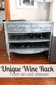 diy unique wine rack pretty handy