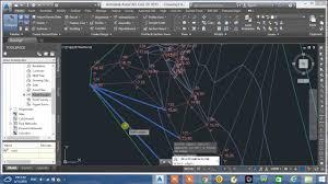 home network design 2015 autocad civil 3d 2015 import point create surface profile