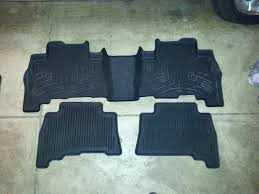 lexus rx 350 black floor mats lexus all weather floor mats vs weathertech clublexus lexus