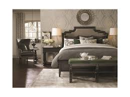 Bassett Bedroom Furniture Bassett Emporium Queen Upholstered Bed Becker Furniture World