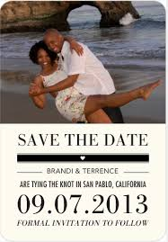 Save The Date Wedding Magnets Wedding Save The Dates How And Why To Buy Them Mama Knows It All