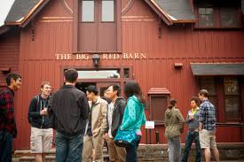 The Big Red Barn Book Big Red Barn Graduate And Professional Student Center Graduate