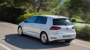 vw volkswagen 2017 2017 vw e golf review by car magazine