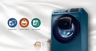 samsung 5 2 cu ft high efficiency front load washer wf45k6200az