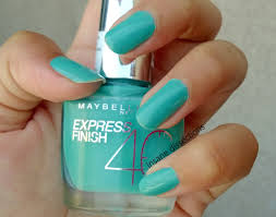 home design bright turquoise color nails building supplies