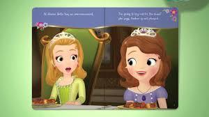 disney sofia princess leapreader book