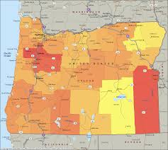 map oregon 5th congressional district lindholm company oregon gubernatorial primary history