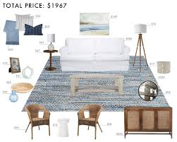 emily henderson interior design blog budget room design east coast casual living room