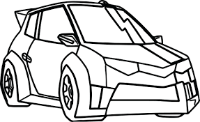 bumblebee transformer coloring page printable pages free car
