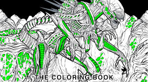 sweet u0027alien u0027 coloring book hits in may exclusive bloody