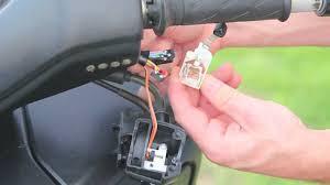 07 suzuki burgman 400 starter switch disassembly u0026 cleaning