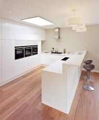 kitchen bar luxury white small kitchen design with breakfast bar