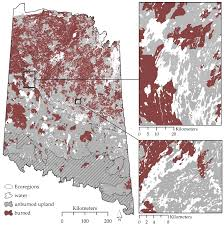 Wildfire Nutrition by Forests Free Full Text Effects Of Lakes On Wildfire Activity