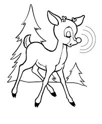 18 reindeer face coloring coloring christmas reindeer