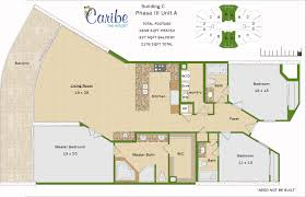 what is floor plan used for superb l house plans caribe a charvoo