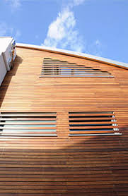 rivestimento facciate in legno realizzazione facciate ventilate in legno brescia