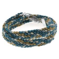 bracelet braid images Chino kumihimo flat braid wrap bracelet beadaholique jpg