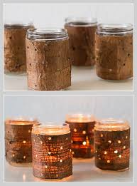 Diy Lantern Lights Diy Burlap Lantern Lights Songbird