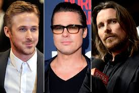 brad pitt christian bale and ryan gosling to join forces in the