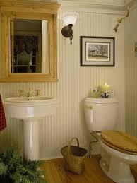 Bathroom With Beadboard Walls by Beadboard Walls Houzz